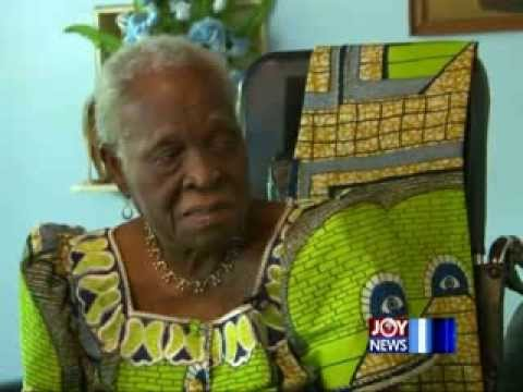 Theodosia Oko - Personality Profile Friday on Joy News (2-8-13)
