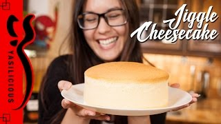 JAPANISCHER CHEESECAKE / COTTON CHEESECAKE – japanischer Käsekuchen – Wackelkuchen - jiggly cake