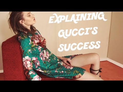 THE REASON WHY GUCCI IS SO SUCCESSFUL?!?! (info about gucci slides, loafers, and bags)