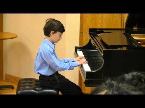 Dallas Music Teachers Association Recital Oct. 27, 2013