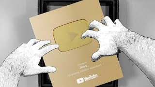Как YouTube зажал золотую кнопку