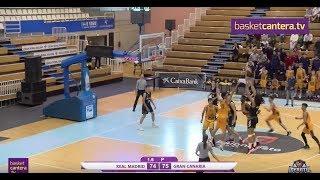 KAYA MUTAMBIRWA (´05) Canasta sobre la bocina que vale un Campeonato de España - BasketCantera.TV