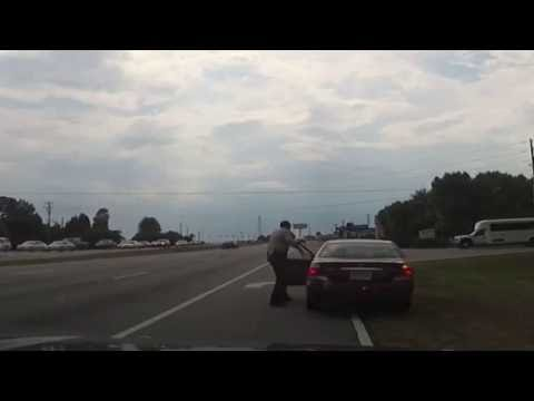 Dash cam video of shootout with Coweta County deputies released