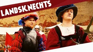LANDSKNECHTS - most brutal mercenaries of the Renaissance | IT'S HISTORY