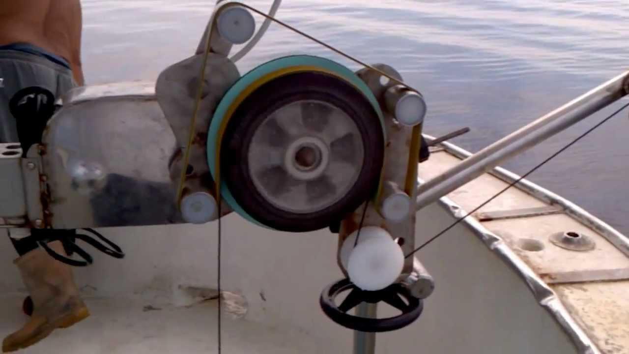 Schema Elettrico Per Verricello : Costruisco e vendo verricello elettrico da pesca al