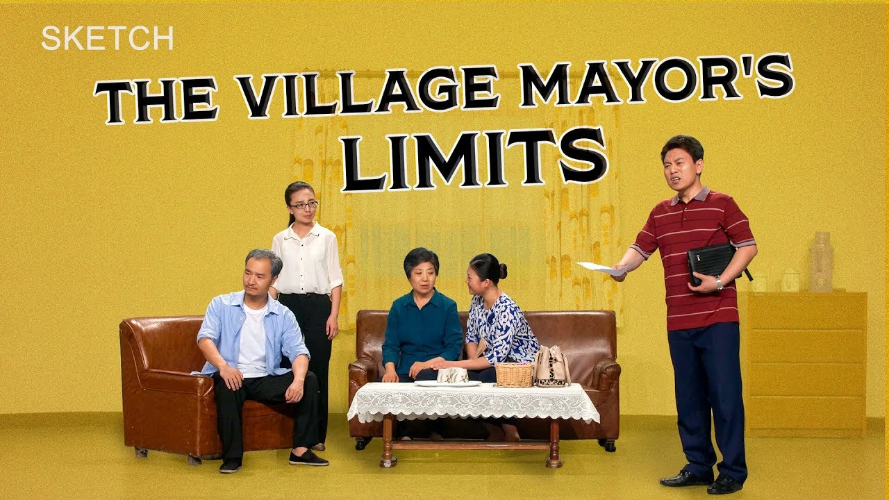"""Christian Skit """"The Village Mayor's Limits""""