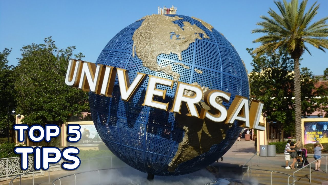 top 5 best tips for visiting universal studios florida youtube