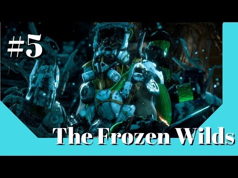 Horizon Zero Dawn: The Frozen Wilds - You can't see me...