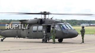 Sweden: French and US units join Swedish military for Aurora 17 drills