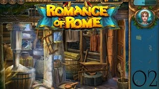 Romance of Rome 02 (PC, Hidden Object, German)
