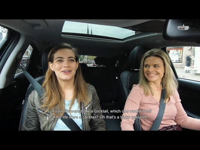 Afl. 1 Kia CarTalks met Tess Posthumus |  Wie gaf jou de beste zet?