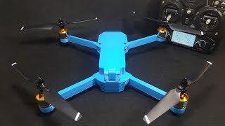 Chế Quadcopter Phiên Bản DJI Mavic Với in 3D