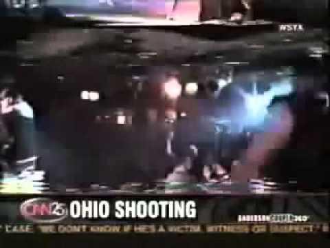 Dimebag Darrell being shot to Death-Guitarrista de Pantera muerte