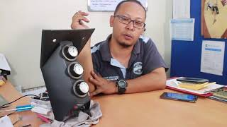 Masalah Suis Aircond