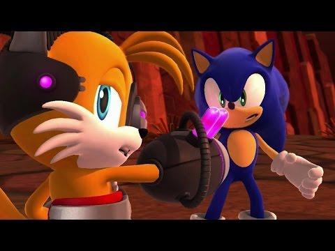 Sonic Lost World Full Movie All Cutscenes Cinematics 1080p HD