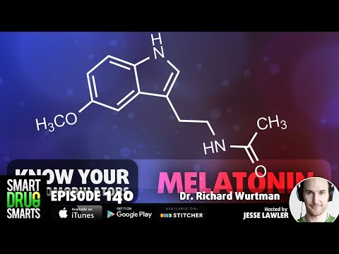 Episode 140- Melatonin, Sleep, and Your Pineal Gland