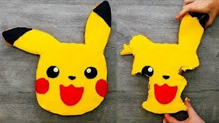 How To Make Pokemon Pull Apart Cupcakes | Craft Factory