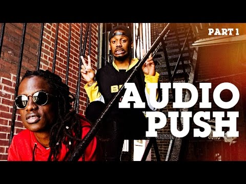 Audio Push Talks Debut Album Announcing First Headlining Tour (Interview 2/3)
