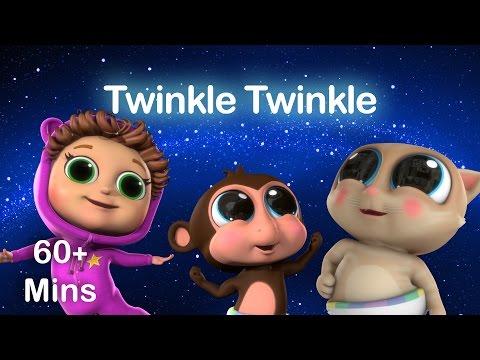 💎Twinkle Twinkle | Nursery Rhymes | Baby Songs