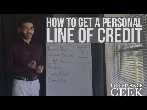 Best Personal Line of Credit