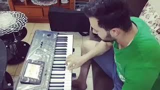 عزف على اغنية تركية Bu aşk böyle bitemez _ Korg X3