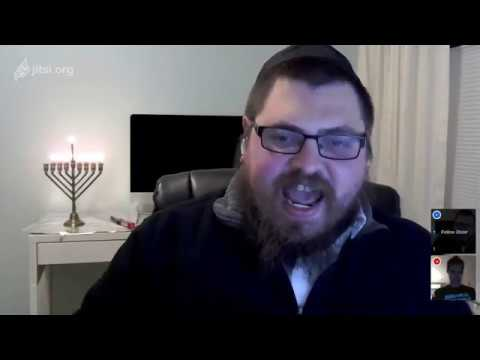 The Bitcoin Rabbi Talks Chanukah BTC Connection, Gifting BTC, 2020 Predictions, BTC Tzedaka, More!