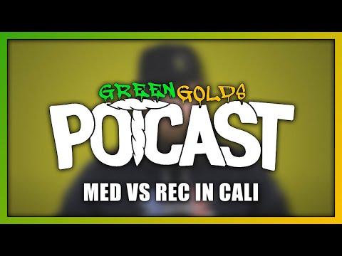 Medical Cannabis vs Recreational Cannabis in California