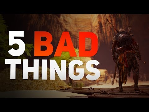 5 Bad Things in Assassin's Creed Origins