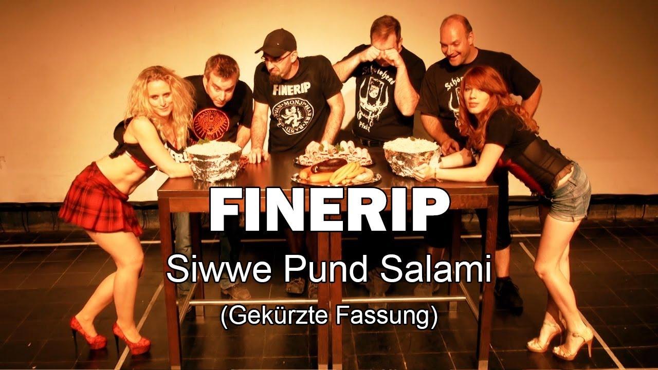 Fine R.I.P. - Siwwe Pund Salami (Offizielles Video - Gekürzte Fassung) | Schwobbes Media - Fine R.I.P. - Siwwe Pund Salami (Offizielles Video - Gekürzte Fassung) | Schwobbes Media