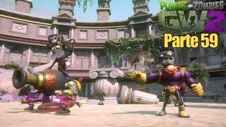 Plants vs Zombies Garden Warfare 2 - Parte 59 La Manifestacion Zombie - Español