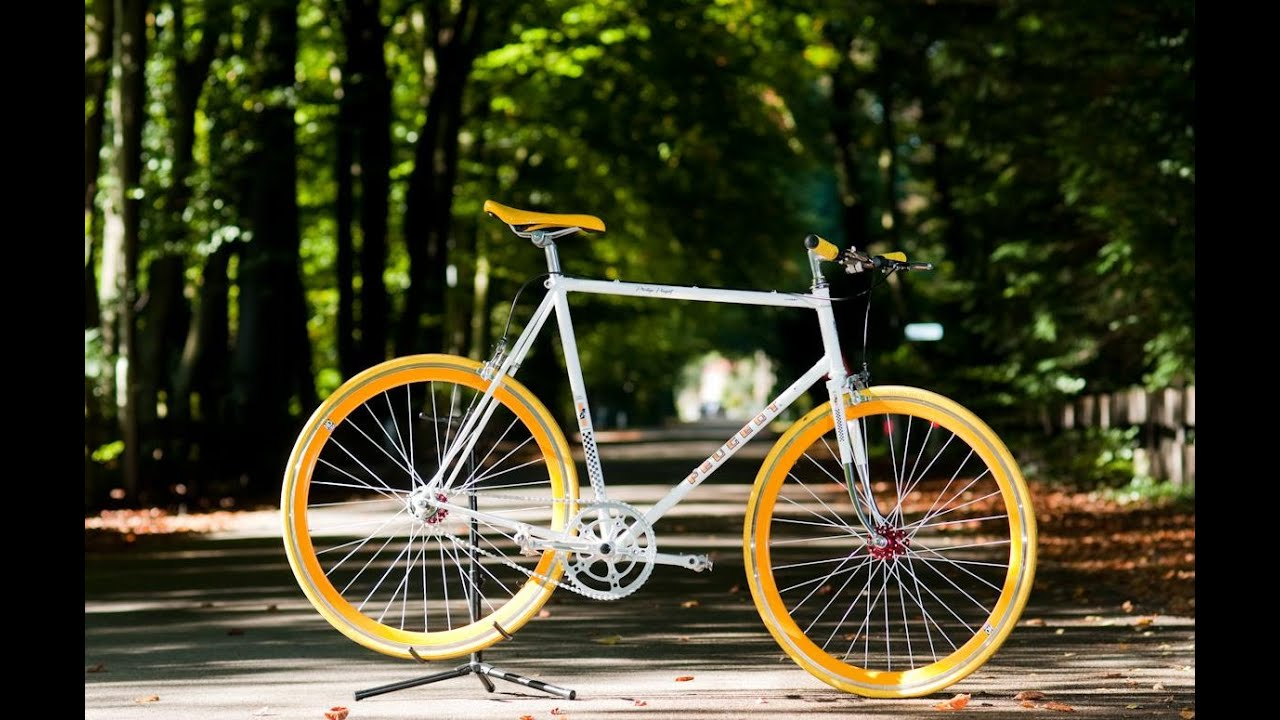 peugeot course fixie singlespeed fixed gear youtube. Black Bedroom Furniture Sets. Home Design Ideas
