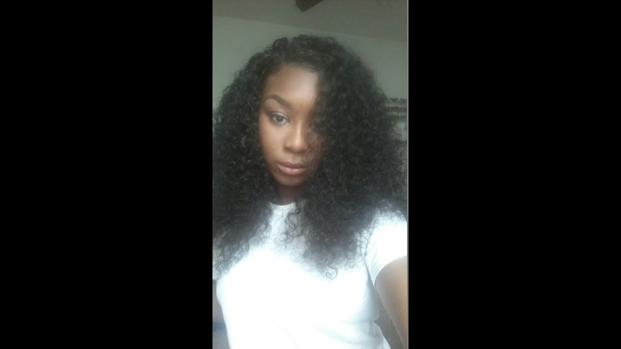 Defining Curly Hair 101 - YouTube
