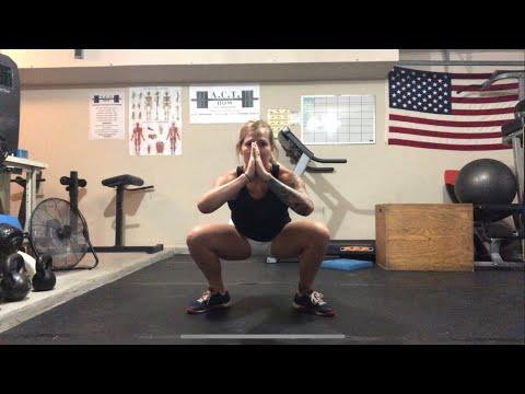 Isometric Jump Squats