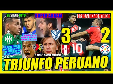 Previa Perú vs. Bolivia | Edición Especial - Líbero en la Copa from YouTube · Duration:  1 hour 1 minutes 11 seconds