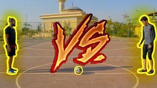 تحدي ضد بطل العرب في المهارات!!! | فناان😍🔥 | Football Challenges
