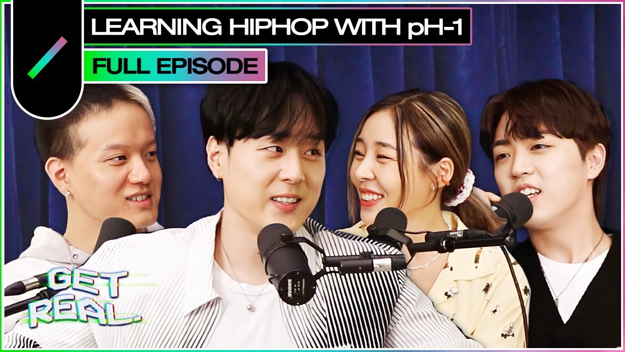Download Learning What's Hip-Hop with pH-1 (H1GHR MUSIC) | Get Real S2 Ep. #7