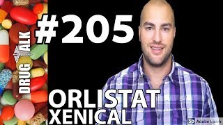 ORLISTAT (XENICAL) - PHARMACIST REVIEW - #205