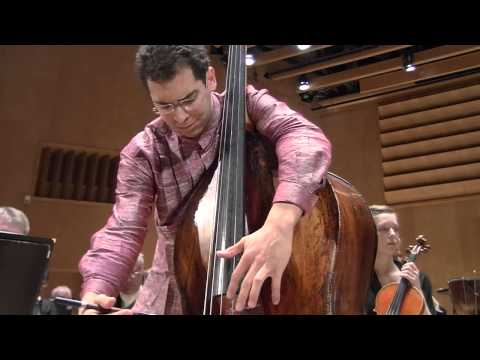 Rolf Martinsson´s - Double Bass Concerto Nr. 1 (complete)