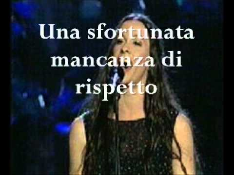 Alanis Morissette - Thank You (Traduzione) - YouTube
