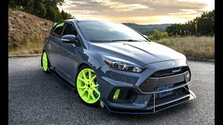Owning A Ford Focus RS -  An Owner