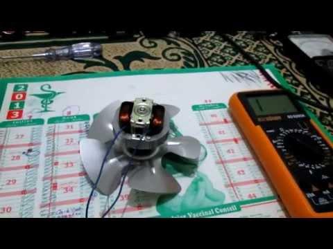 Moteur machine laver 5 fils sur 220 volt direct doovi - Comment tester un condensateur de machine a laver ...