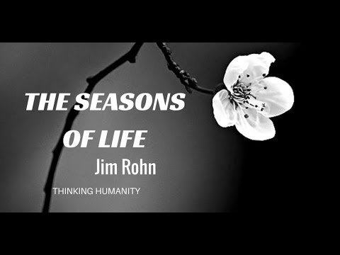 Take Action Motivation  The Seasons Of Life   Jim Rohn Motivation
