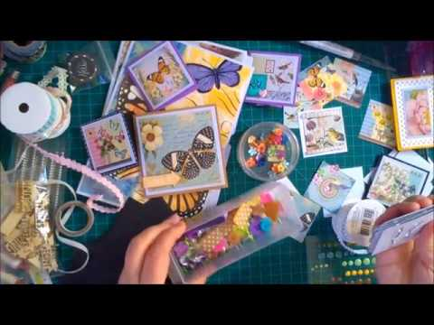 Dollar Tree Hacks - Making Gift Cards and Planner Dividers from a Dollar Tree Calendar