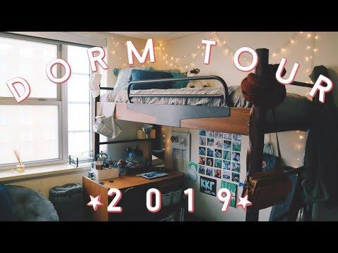 College Dorm Tour at The Ohio State University 2019