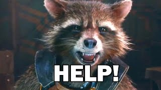 Funny Videos Compilation 2016 #5 - Rocket Raccoon In Trouble