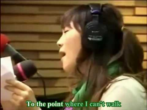 [Engsub/Live] Byul - Taeyeon (SNSD) (OST 200 Pounds Beauty