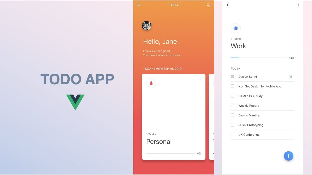 VueJS Build A Todo App