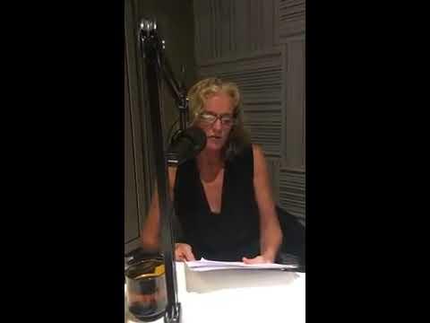Inés Garland en Confesionario Radio