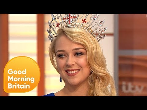 Miss Universe: Is It Past Its Sell-By Date? | Good Morning Britain