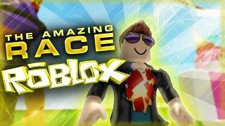 Amazing Race Roblox!